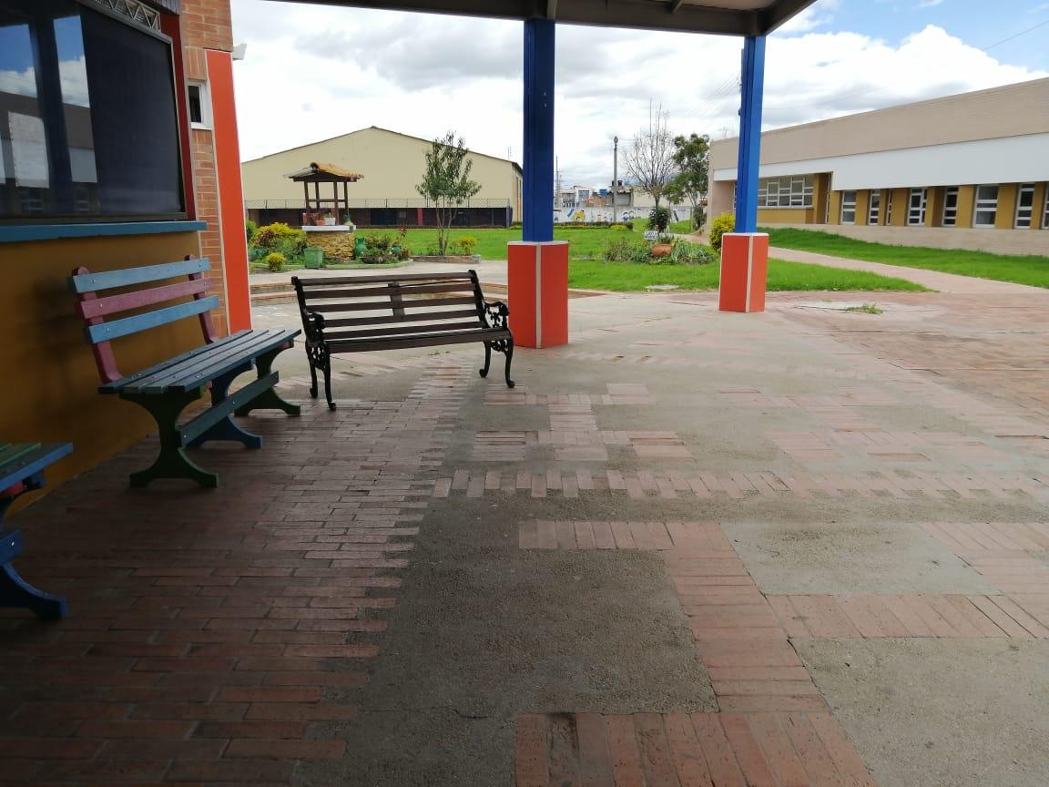 Area de descanso de Primaria