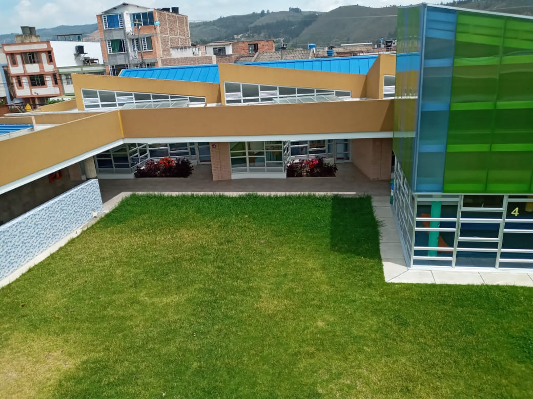Area de Preescolar