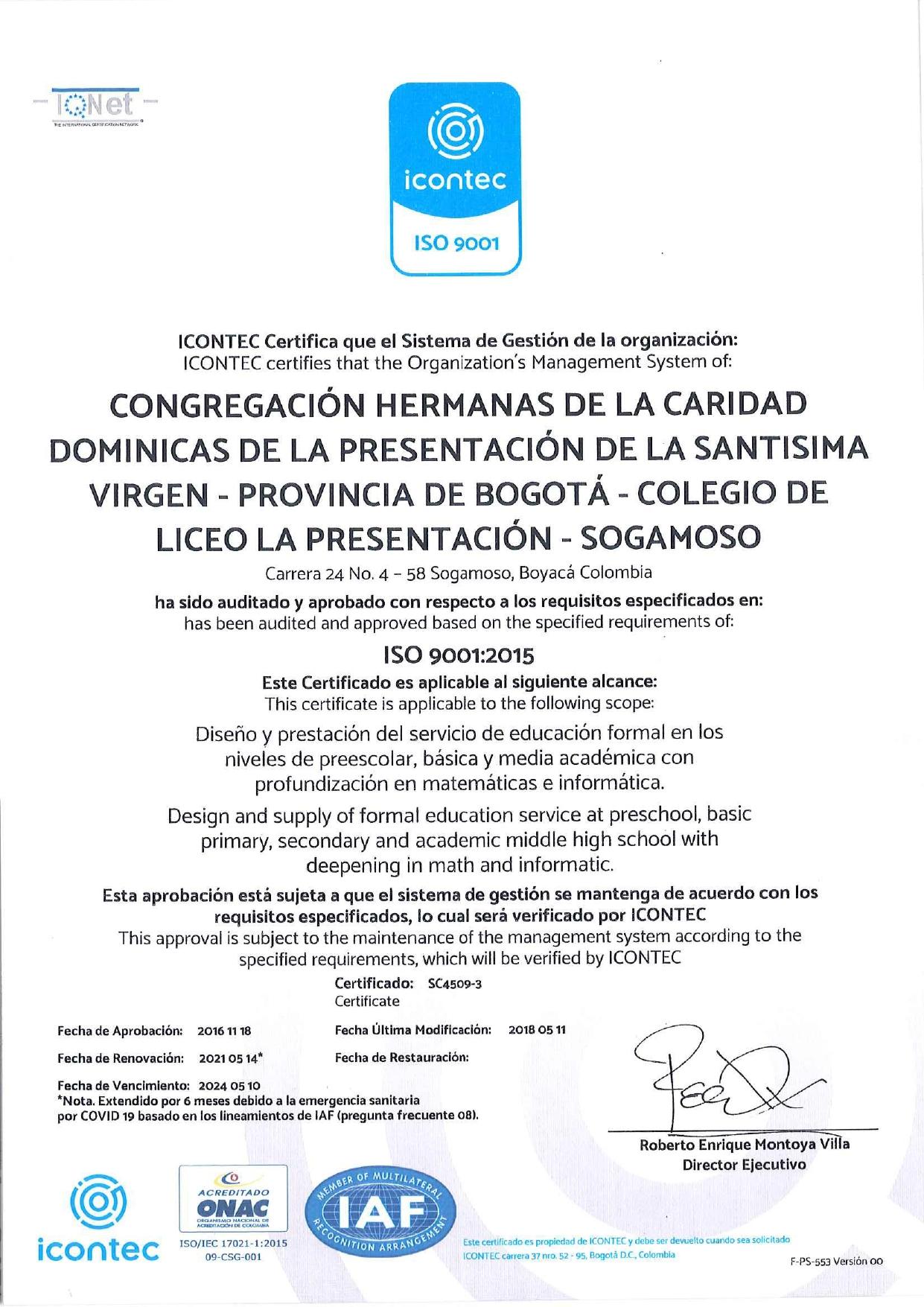 COLEGIO DE LA PRESENTACION - SOGAMOSO 9001_page-0001