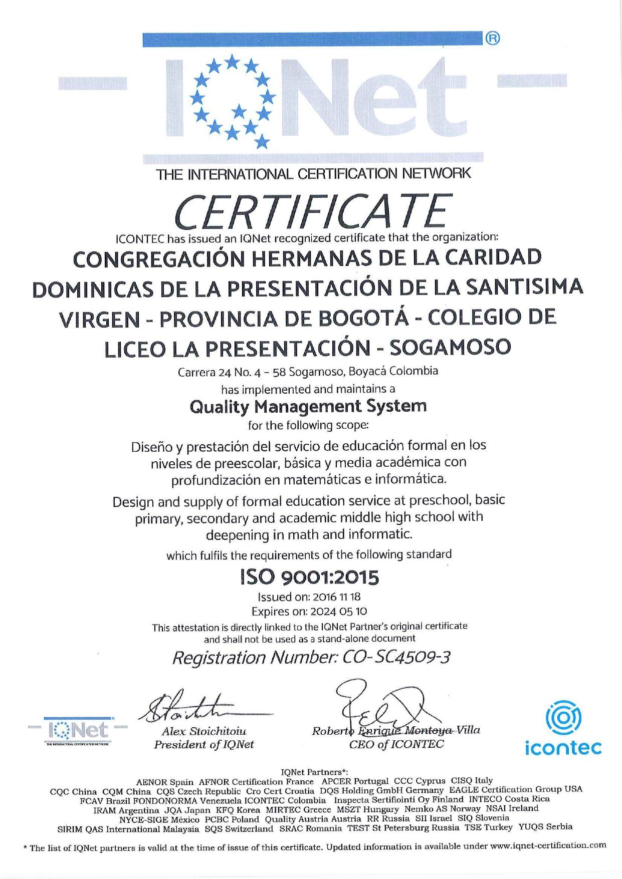 COLEGIO DE LA PRESENTACION - SOGAMOSO 9001_page-0002